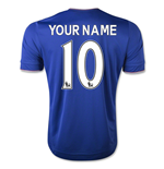 2015-16 Chelsea Home Shirt (Your Name)