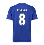 2015-16 Chelsea Home Shirt (Oscar 8)