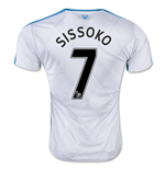 2015-16 Newcastle Away Shirt (Sissoko 7) - Kids