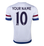 2015-2016 Chelsea Away Shirt (Your Name) -Kids