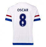 2015-2016 Chelsea Away Shirt (Oscar 8) - Kids
