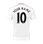 2015-2016 Man Utd Away Shirt (Your Name) -Kids