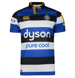 2016-2017 Bath Home Test Vapodri Rugby Shirt