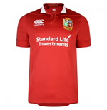 2016-2017 British & Irish Lions Home Vapordri Pro Rugby Shirt.