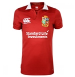 2016-2017 British & Irish Lions Home Vapodri Pro Rugby Shirt (Kids)