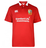 2016-2017 British & Irish Lions Home Classic SS Rugby Shirt