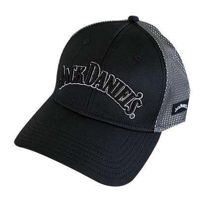 JACK DANIELS Black And Grey Hat