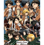 Attack on Titan Poster 258888