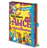Alice in Wonderland Notepad 258939
