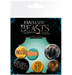Fantastic beasts Pin 258952
