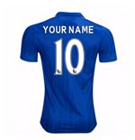 2016-17 Leicester City Home Shirt (Your Name) -Kids