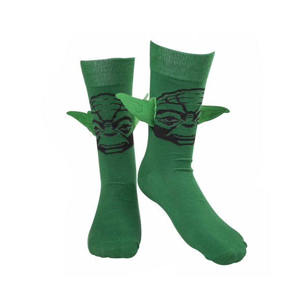 Star Wars - Yoda Floppy ears socks