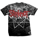 Slipknot Men's Premium Tee: Giant Star