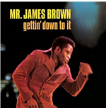 Vynil James Brown - Gettin Down To It