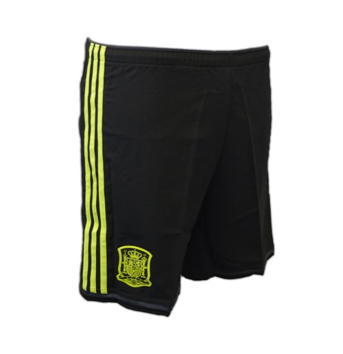 2014-15 Spain Away Football Shorts (Player Version)