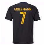 2016-17 Atletico Madrid Away Shirt (Griezmann 7)