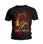 Slayer Men's Tee: Hell Awaits