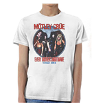 Motley Crue Men's Tee: Every Mothers Nightmare
