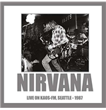 Vynil Nirvana - Live On Kaos-Fm Seattle 1987 (Picture Disc)