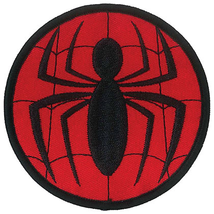 SPIDERMAN Iron On Patch