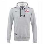 2016-2017 Edinburgh Rugby Heavy Cotton Hooded Sweatshirt (Grey)