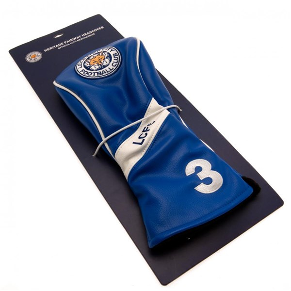 Leicester City F.C. Headcover Heritage (Fairway)