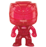 Power Rangers POP! Television Vinyl Figure Red Ranger (Morphing) 9 cm