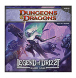 Dungeons & Dragons Board Game The Legend of Drizzt english