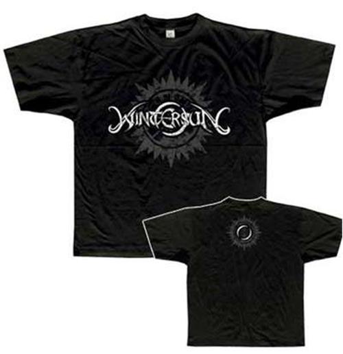 Wintersun t shirt design logo material 100 cotton for for T shirt design materials