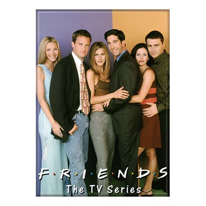 FRIENDS TV Show Magnet