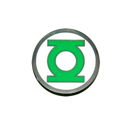 GREEN LANTERN Lapel Pin