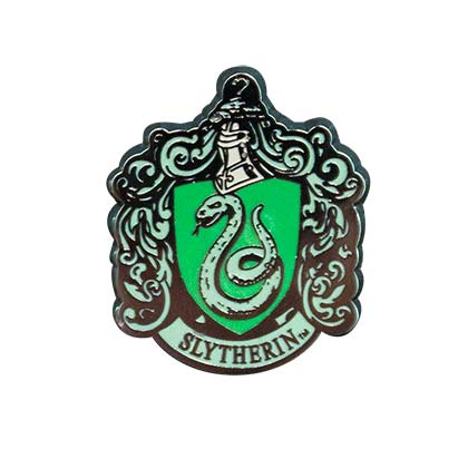 HARRY POTTER Slytherin Lapel Pin
