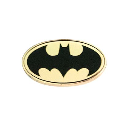 BATMAN Gold Lapel Pin