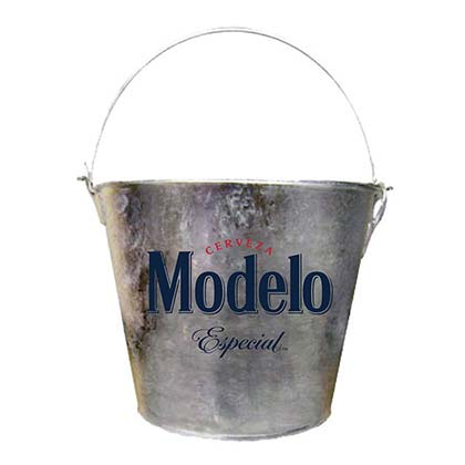 MODELO ESPECIAL Beer Bucket With Built In Bottle Opener
