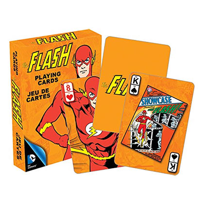 The FLASH Playing Cards