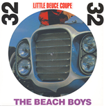 Vynil Beach Boys - Little Deuce Coupe (Stereo & Mono) (Picture Disc)