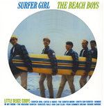 Vynil Beach Boys - Surfer Girl (Stereo & Mono) (Picture Disc)