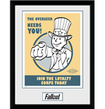 Fallout - Needs You Framed Picture