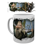 The Lord of The Ring Mug - Legolas