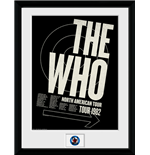 The Who Print 260036