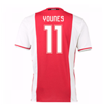 2016-17 Ajax Home Shirt  (Younes 11)