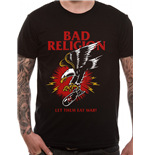 Bad Religion - War - Unisex T-shirt Black