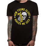 New Found Glory - Bottle - Unisex T-shirt Black