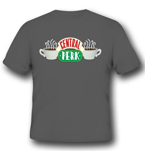Friends T-shirt Central Perk Cafe