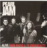Vynil Pearl Jam - Transmission Impossible Rare Radio  Tv Broadcasts