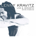 Vynil Lenny Kravitz - Live & Acoustic New York, 14Th March 1994