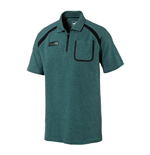 2017 Mercedes AMG Petronas Puma Polo Shirt (Deep Teal)
