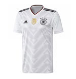 2017-18 Germany Home Adidas Football Shirt