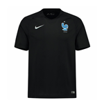 2017-2018 France Away Nike Football Shirt