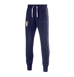 2017-2018 Italy Azzurri Sweat Pants (Peacot)